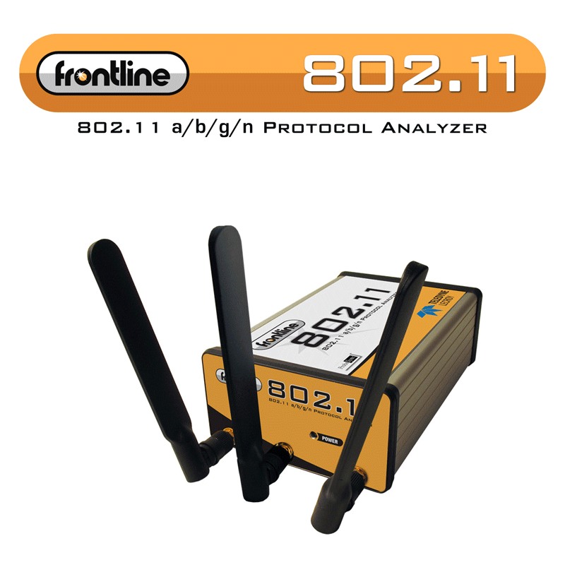 Frontline 802.11