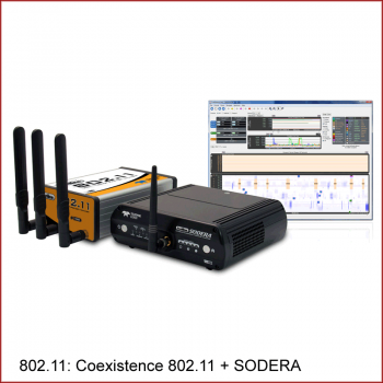Coexistence Frontlne 802.11 plus Frontline SODERA
